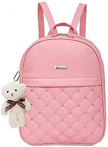 Bellina Women's Backpack for Girls and Women Daily use School bag
