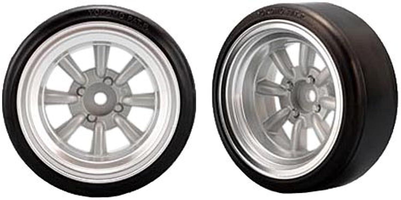 Yokomo RS WATANABE 8SPOKE foil offset 12mm (depth Rimuzerowan R with tire) ZRDS27