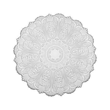 Rosetón de techo de poliétano 1.055 diámetro 75,3 cm