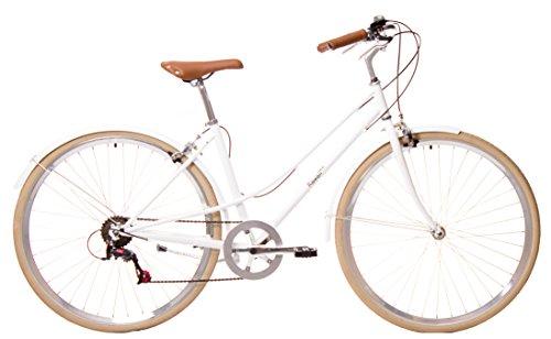 Kamikaze Kawaii Bicicleta híbrida Paseo 7 velocidades