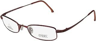 A948 Unisex/Boys/Girls/Kids Designer Full-rim Size Affordable Hard Case Eyeglasses/Eyewear