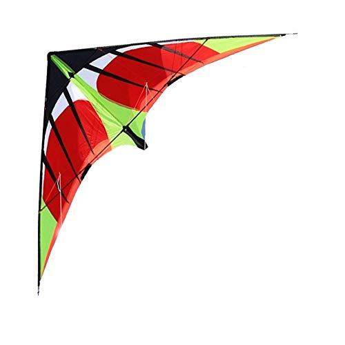 TX GIRL Professionelle 1,8/2,4 M Swift Power-Lenkdrachen Dual Line Einstieg for Anfänger Gute Fliegen (Color : 1.8 m)