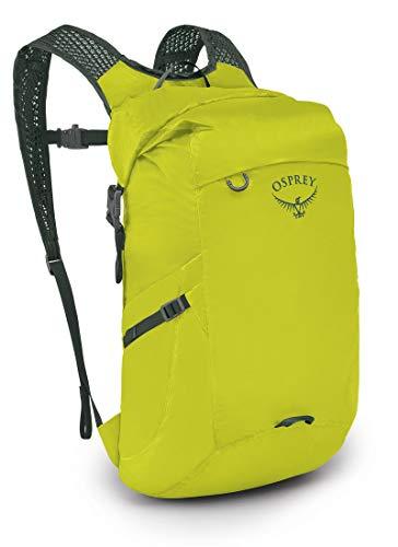 Osprey UL Dry Stuff Pack 20 Rucksack für Lifestyle, unisex Electric Lime - O/S
