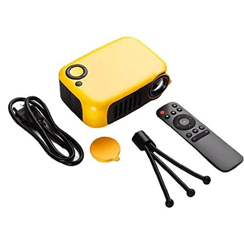 Mini Proyector con altavoz incorporado Portátil Portátil Portátil de Portaje de Video Proyector de video Proyector de teléfono móvil