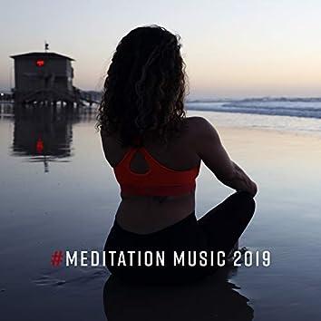 #Meditation Music 2019 – Healing Music for Relaxation & Sleep, Deep Meditation, Inner Harmony, Yoga Training to Calm Down