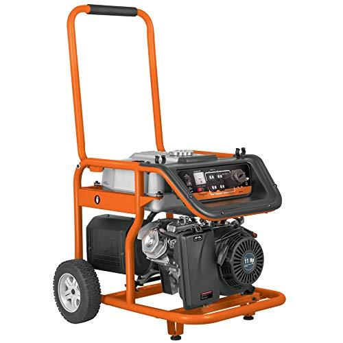 Truper GEN-45X, Generador eléctrico a gasolina, 4,500 W