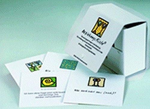BeziehungsKiste. Die wichtigsten Fragen in der Beziehung. Eine Anleitung für eine bessere Kommunikation in der Partnerschaft. 30 Dialogkarten und Begleitbuch.