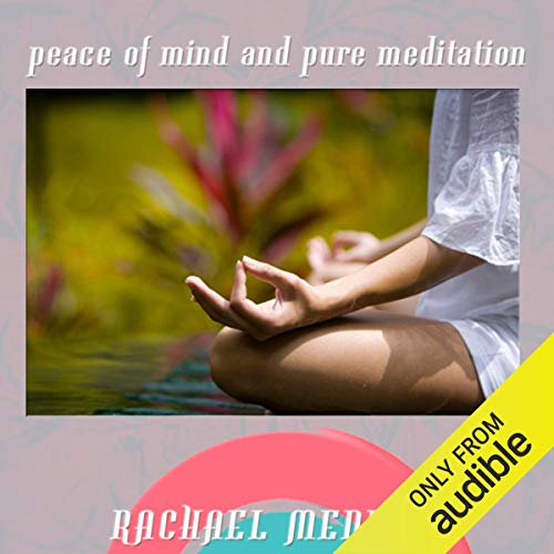 Peace of Mind & Pure Meditation Hypnosis cover art