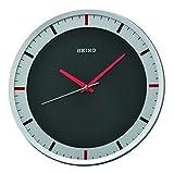 SEIKO Mari Wall Clock, 12', Grey