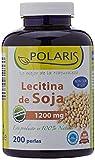Polaris Lecitina De Soja 1200Mg - 200 perlas