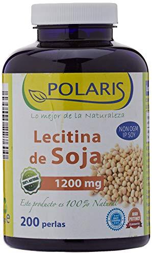 Polaris Soy Lecithin 1200 mg – 200 Beads