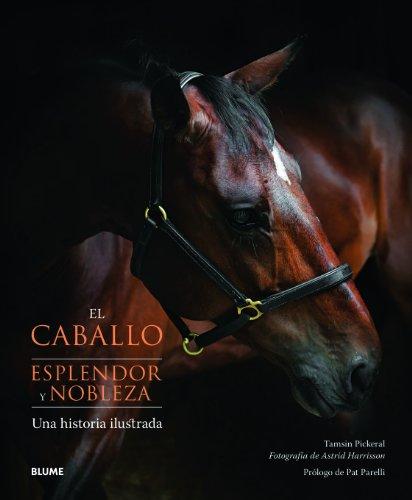 El caballo. Esplendor y nobleza: Una historia ilustrada