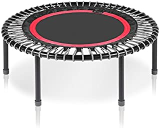"""bellicon Classic 39"""" Fitness Trampoline with Screw-in Legs - Made in Germany - Best Bounce - Free 60 Day Online Workout Program Included"""