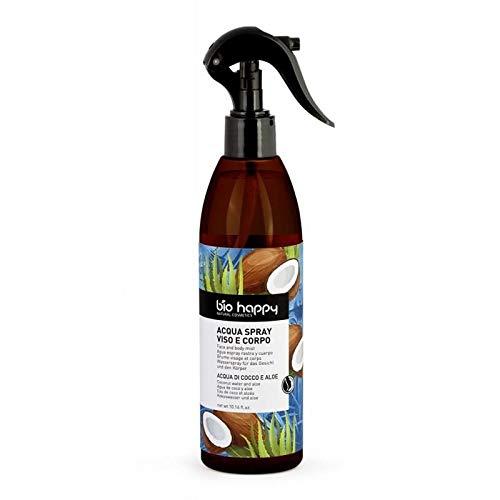 Bio Happy Eau rafraîchissante Spray Coco et Aloe 300 ml