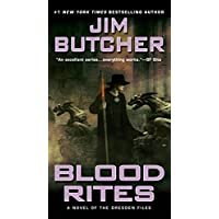 Jim Butcher Blood Rites The Dresden Files Book 6 (Kindle Edition)
