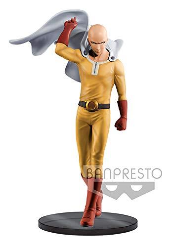 Banpresto One Punch Man Estatua Premium Saitama,...