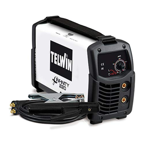 Telwin 816082 Saldatrice Inverter Infinity 220 + accessori