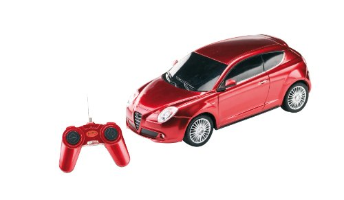 Mondo Motors - 63023 - Voiture Radio Commande - ALFA MI.TO - Echelle 1/ 24 - Coloris aléatoire