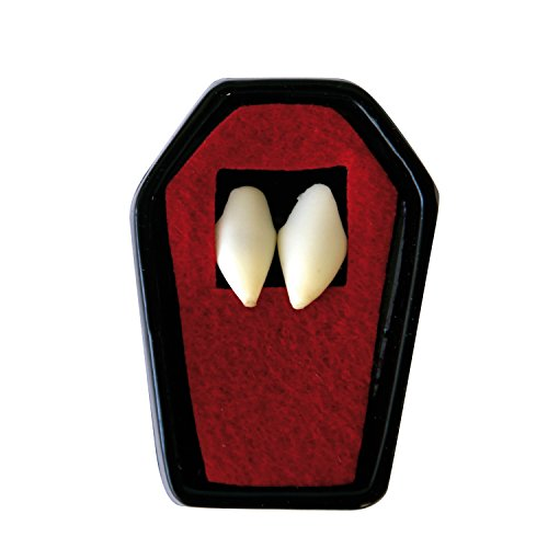 VIVING - Dientes de Vampiro con Pegamento