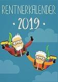 Rentnerkalender 2019 - Kalender für Senioren mit Großer Schrift: Der Rentnerplaner 2019
