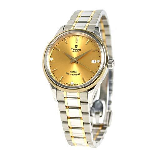 [チュードル]TUDOR 腕時計 チューダー スタイル 34MM ゴールド 12303 レディース [並行輸入品]
