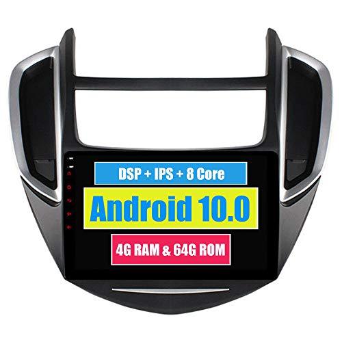 Roverone 9 Pouces Android 6.0 Octa Core pour Chevrolet Trax 2013-2016 de voiture radio avec navigation GPS Bluetooth stéréo Miroir Link Full écran tactile