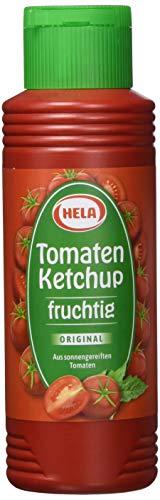 Hela Tomaten Ketchup fruchtig, 1er Pack (1 x 300 ml)