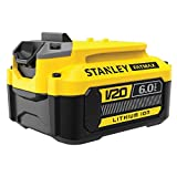STANLEY Fatmax SFMCB206 XJ Batería V20 li-ion 18V 6AH