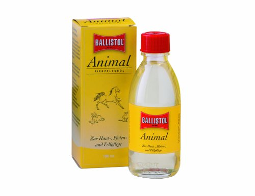 Klever 2651 Ballistol animal 100 ml Pflegemittel für Tiere