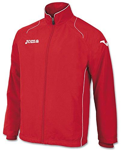 Joma Champion II Microfaser Jacke -1000J12-, Größe:S;Farbe:rot