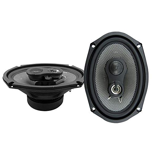 American Bass SQ6.9 - 6x9 3-Way Car Speakers Pair