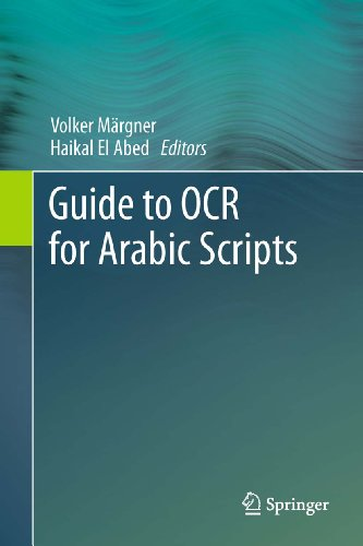 Guide to OCR for Arabic Scripts (English Edition)
