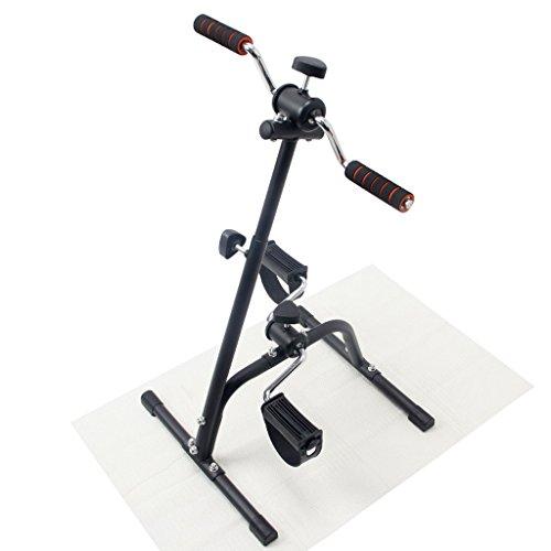 Stepper Máquinas de Step Toner Toning Workout Máquina de gimnasia Fitness de bajo impacto La pantalla LCD muestra las calorías quemadas, el tiempo de entrenamiento, el stepper de arriba abajo para pri