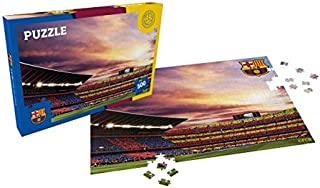 Puzle de 500 Piezas delCamp NOU(FC Barcelona) - Rompecabezas (Producto Oficial Licenciado)