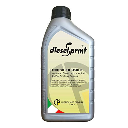 1 LITRO (1 flacone da 1000 ml) DIESELSPRINT Additivo...