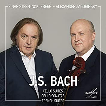 J.S. Bach: Cello Suites & Sonatas, French Suites