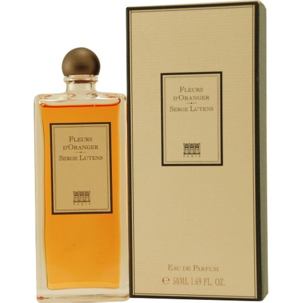 Serge Lutens Fleurs D'oranger Eau De Parfum Spray for Women, 1.7 Ounce