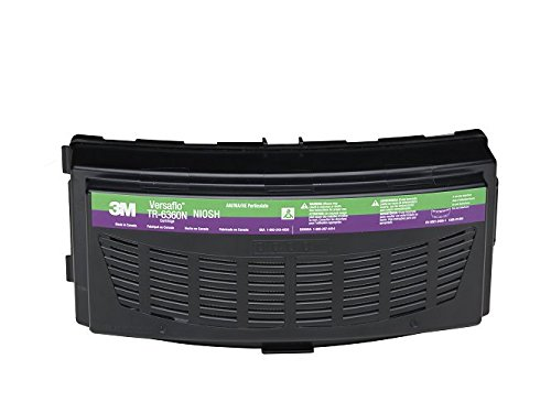 3M Versaflo Ammonia/Methylamine/HEPA Cartridge TR-6360N, for TR-600/800 PAPR