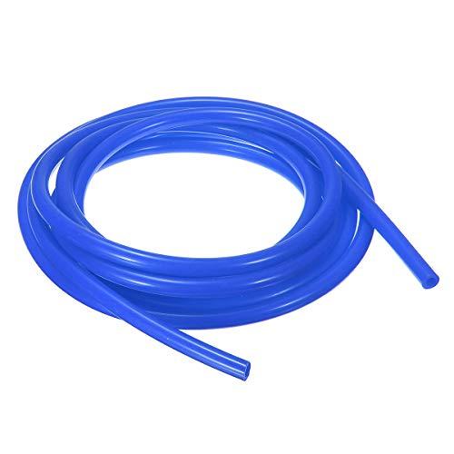Módulo electrónico Tubo de tubo de manguera de vacío de silicona de 5 metros Tubo de tubería 16.4 pies azul rojo negro 8mm Equipo electrónico de alta precisión (Color : Blue)