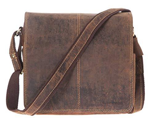 Greenburry Vintage Damentasche antikbraun