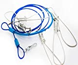 Grand Way Fish Stringer- Invincible Chain Stringer for Men and Fisherman- Fishing
