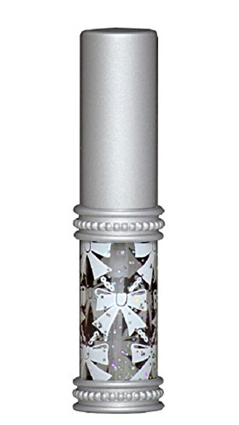 きょうだい香り輝くヒロセアトマイザー メタルリボン 16209 WT (メタルラメリボン ホワイト)