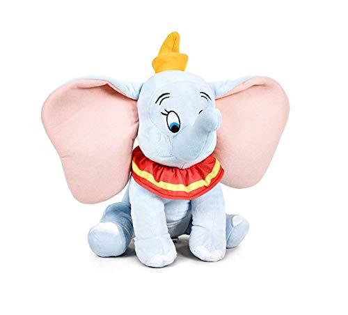 playbyplay PLAYMOBIL - Peluche Elefante Dumbo - 30 Cm - 760017688