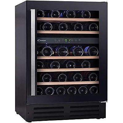 Candy CCVB 60D UK 46 Bottle Built-in Wine Cooler