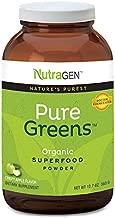 pure greens powder