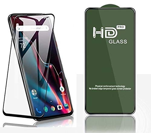 jpacc ® screen tempered glass for samsung galaxy a71 hd full glue 9h full coverage curved edge to edge full screen coverage tempered glass for samsung galaxy a71