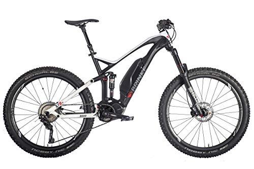 Brinke Bicicletta Elettrica XFR (Nero, L)