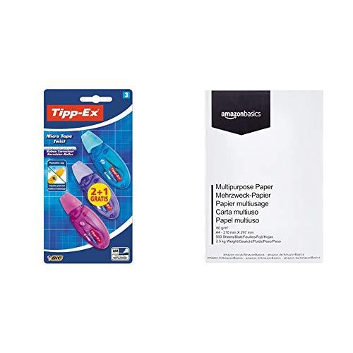 Tipp-Ex Micro Tape Twist Cinta Correctora 8 m x 5 mm –