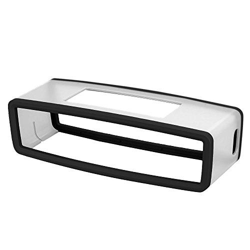 Gosear Funda Protector de Silicona Suave para Bose SoundLink Bluetooth Mini Altavoz,Negro...