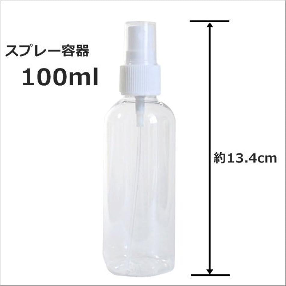 待ってスリル消費するスプレーボトル 100ml プラスチック容器 happy fountain